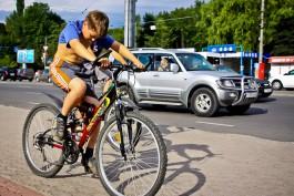 В воскресенье из-за Дня колеса перекроют центр Калининграда
