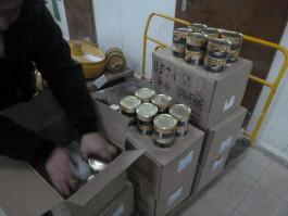 Из Калининградской области пытались незаконно вывезти в Москву 440 кг рыбных консервов