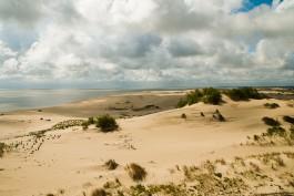Калина: За сто лет береговая линия отступила в некоторых местах на сто метров