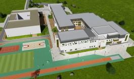 В Калининграде выбрали подрядчика для строительства корпуса школы на Каштановой аллее