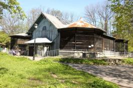 В калининградском зоопарке закрывается на реконструкцию исторический львятник