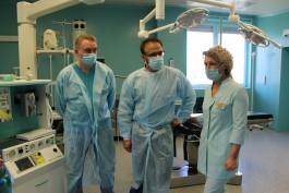 В региональном перинатальном центре провели сложнейшую операцию федерального уровня