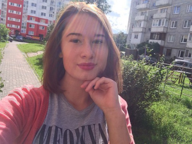 Милиция Калининграда объявила врозыск 14-летнюю Дашу Тимофееву