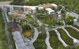 «Город-сад»: власти показали концепцию нового ландшафтного парка в центре Калининграда