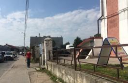 Рядом с Центральным рынком Калининграда снесли ангар для строительства торгового комплекса