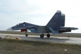 «Известия»: До конца года на Балтфлот направят первые модернизированные истребители Су-30СМ2