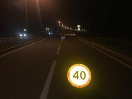 На Приморском кольце «Мерседес» сбил подростка на пешеходном переходе