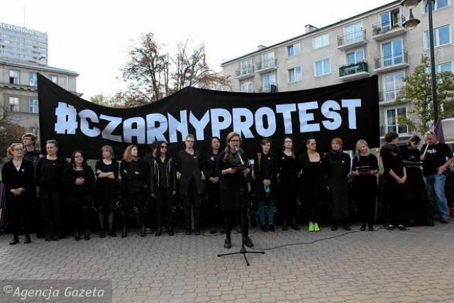 ВПольше состоится массовая акция протеста против запрета абортов