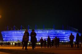 В Калининграде проведут мониторинг несущих конструкций стадиона на Острове