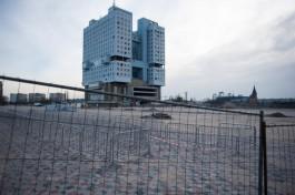 Губернатор рассказал, почему правительство выкупает Дом Советов в Калининграде