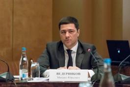 СМИ: Новым заместителем полпреда президента в СЗФО назначен Михаил Ведерников