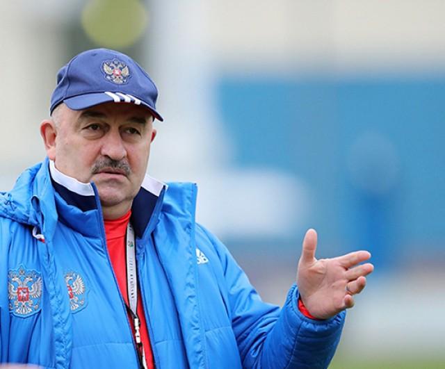 Станислав Черчесов посмотрит матч «Балтика» ─ «Оренбург»