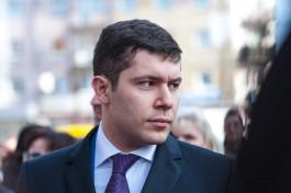Алиханов: Очень приятно, что «Лукойл» добывает нефть на территории Калининградской области