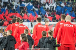 Билеты на футбольный матч сборных России и Казахстана в Калининграде начнут продавать в августе