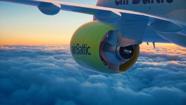 Рига: Сапреля латвийская авиакомпания открывает рейсы Калининград