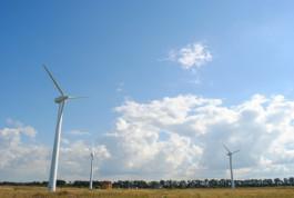 Новый ветропарк в 20 км от Калининграда планируют открыть в конце 2017 года