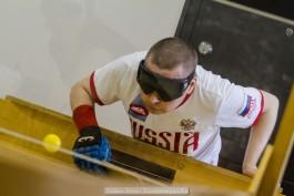 «Интуиция и ориентация»: в Калининграде провели турнир по настольному теннису для слепых