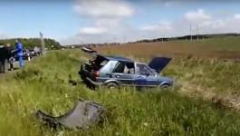 На трассе Калининград — Долгоруково в ДТП с фурой погиб водитель легковушки