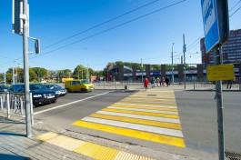 С начала года в регионе оштрафовали 3,7 тысяч водителей, не пропустивших пешеходов