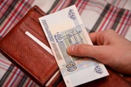 Опрос: Треть калининградцев получает серые зарплаты