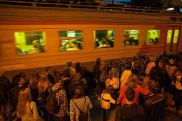 В День города назначат дополнительные электрички в Зеленоградск