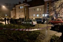 СК: На улице Чернышевского калининградец убил бывшую жену и покончил с собой