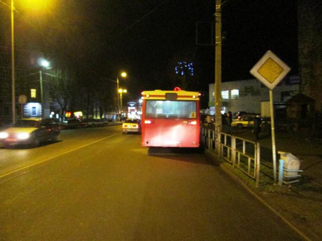 ВСоветске при экстренном торможении пассажирского автобуса пострадали две женщины