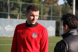 Бывший капитан пермского «Амкара» перешёл в «Балтику»