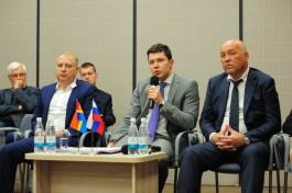 Алиханов: Я не обещал восстановить склон в районе строительства «стакана» в Светлогорске