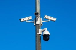 На Московском проспекте установили три новых комплекса видеофиксации нарушений ПДД