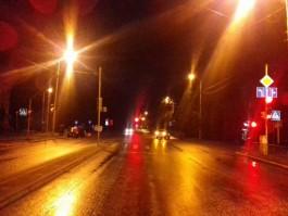 На ул. Гагарина столкнулись «Форд» и «Рено»: пострадала 54-летняя женщина