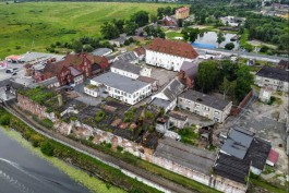 ФСИН передала замок Тапиау Калининградской области