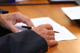 В черняховском ЗАГСе составили акт о смерти живого пенсионера