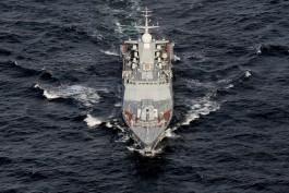 Корабли Балтийского флота проведут учения в Северной Атлантике