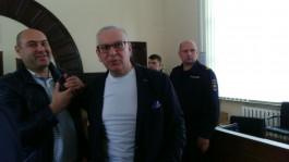 В Калининграде выпустили из СИЗО экс-министра строительства области Амира Кушхова
