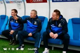 Леонид Ткаченко будет курировать молодёжную «Балтику»