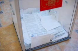 На избирательном участке в Калининграде изъяли бюллетени другого округа после жалобы