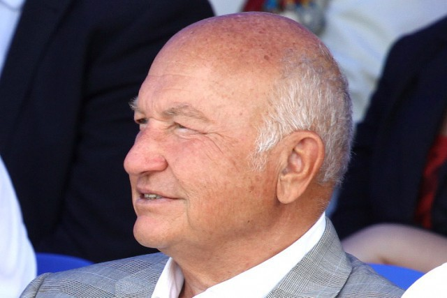 Трактор наюбилей: фермер Юрий Лужков поведал оновых планах