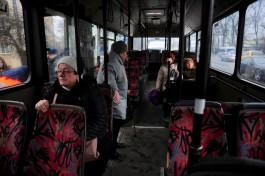 Из-за ремонта ул. Шатурской автобус №104 решили пустить через Большое Исаково