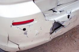 Ночью на улице Заводской в Калининграде в ДТП пострадал 18-летний водитель