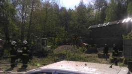 В Польше произошёл взрыв на пороховом заводе