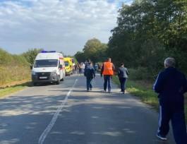 В аварии на трассе Калининград — Янтарный погиб ребёнок
