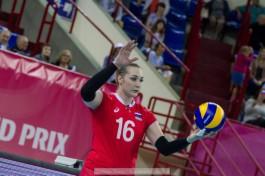 Калининградский «Локомотив» проиграл первый матч финала чемпионата России в Москве