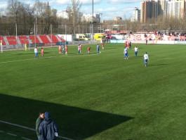 «Балтика» одержала победу в Москве над «Спартаком»
