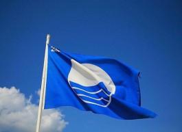Два пляжа в Янтарном получили награду «Голубой флаг»