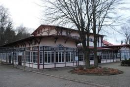Калининградские архитекторы просят защитить от сноса здание ресторана «Корвет» в Светлогорске