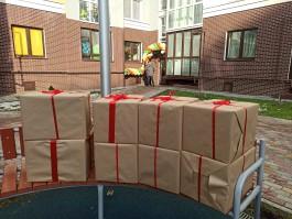 В Калининграде вручили ключи от новых квартир жителям аварийных домов