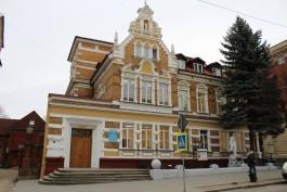 В Черняховске отремонтировали здание имперского банка конца XIX века