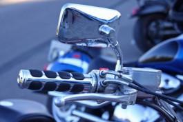 В Калининграде задержали подозреваемых в краже мотоцикла с коляской