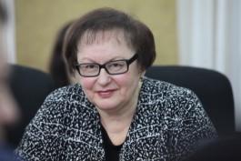 В Калининграде умерла депутат Облдумы Тамара Торопова